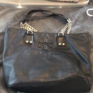 Black Tory Burch purse
